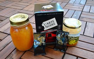 anticellulite al miele caffè e marmellata